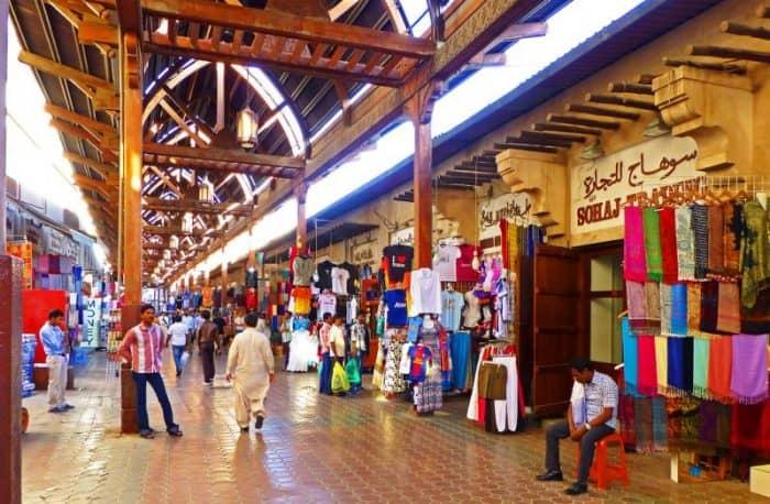 Покупки в Дубае
