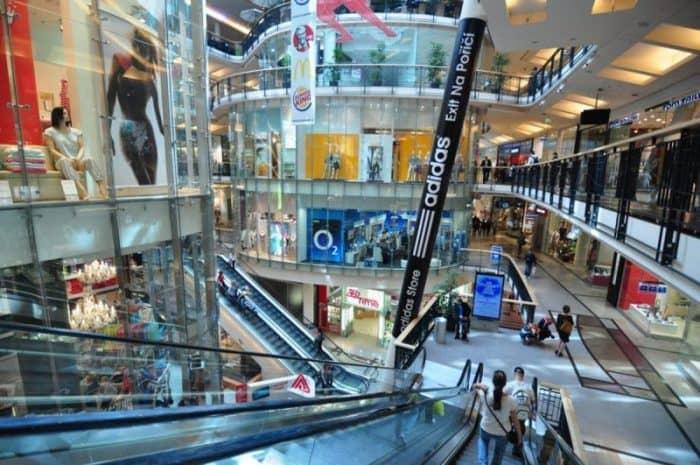 Прага шоппинг