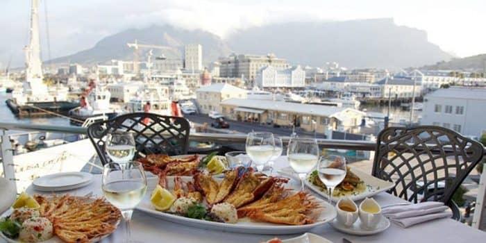 Ресторан Кейптаун