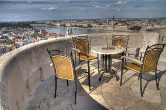 Рестораны Будапешта