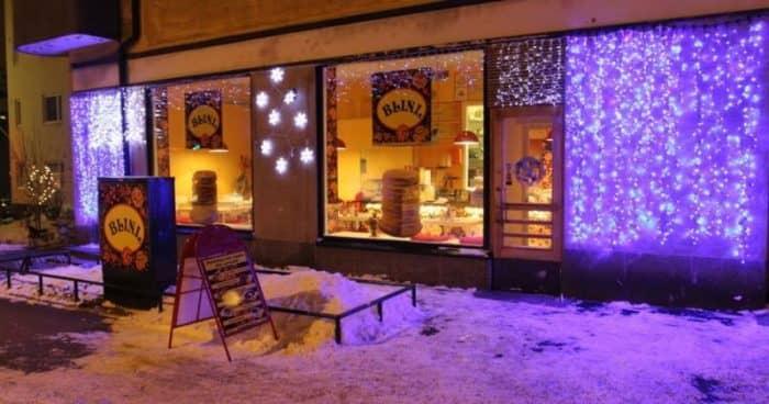 Рестораны Хельсинки