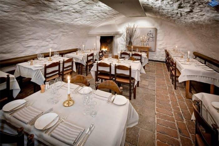 Рестораны Стокгольма