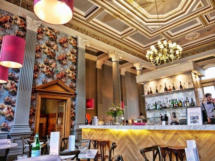 Рестораны в Эдинбурге