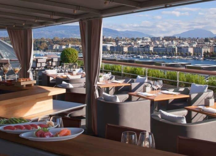 Рестораны Женевы