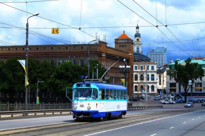 Рижский транспорт