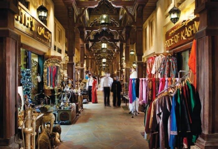 Рынок в Дубае