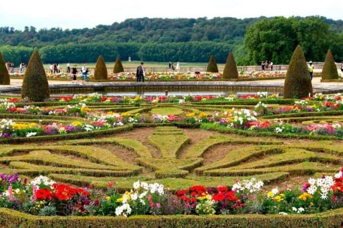 Сад растений Париж