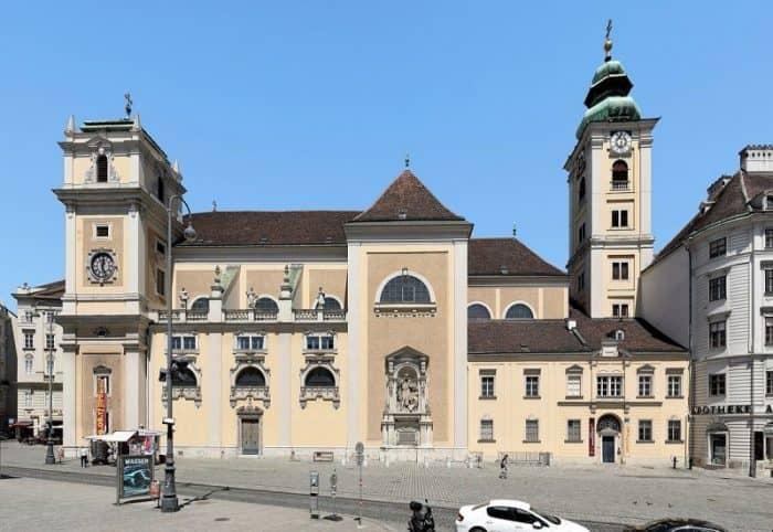 Сальваторианский монастырь,