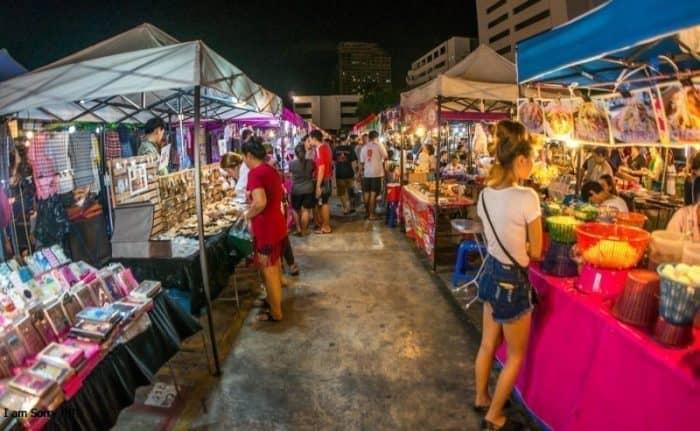 Шоппинг в Бангкоке