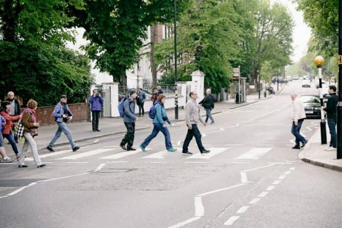 Там, где шагали Beatles