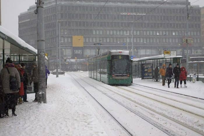 Транспорт Хельсинки