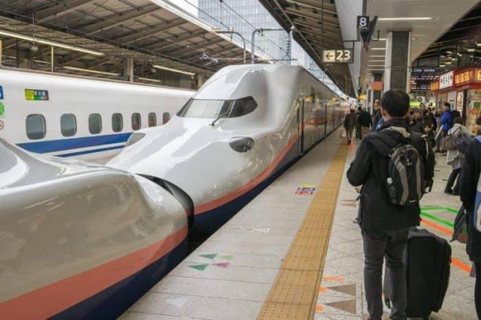 Транспорт в Токио