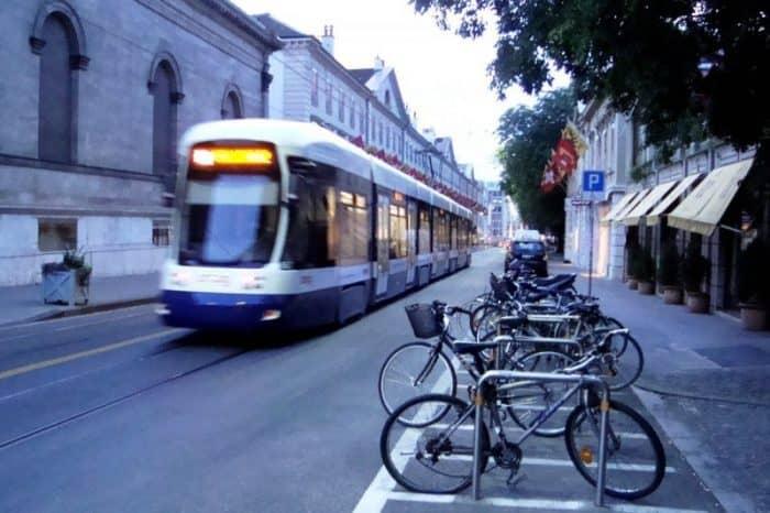 Транспорт Женевы
