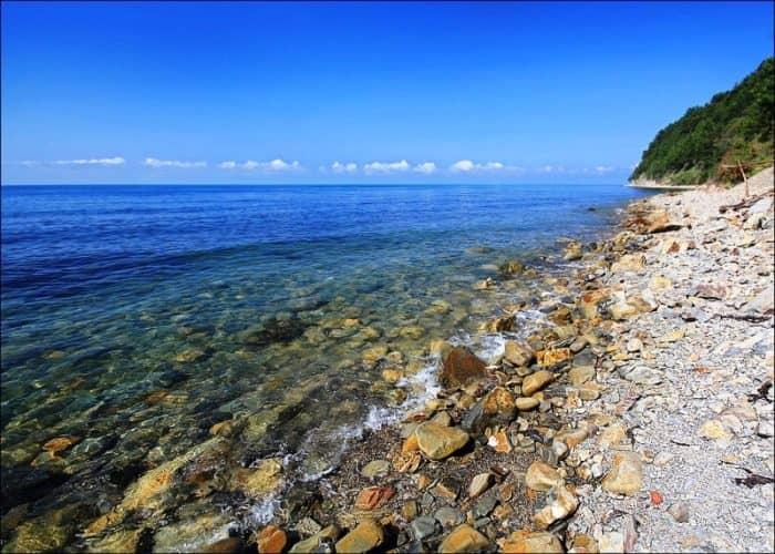 Туапсе море