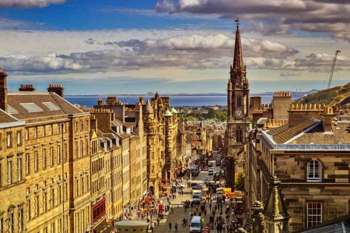 Тур в Эдинбург