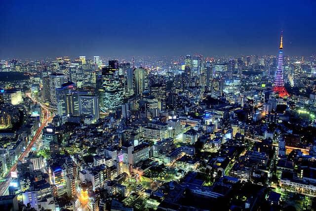 Виза в Токио