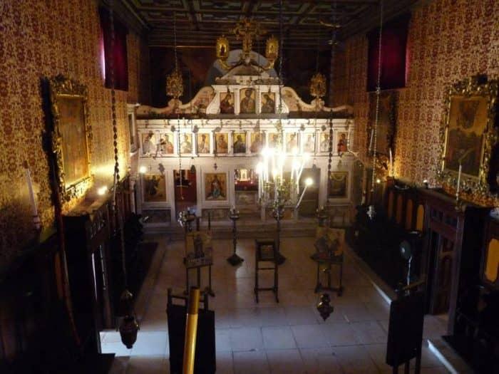 Византийский музей Корфу