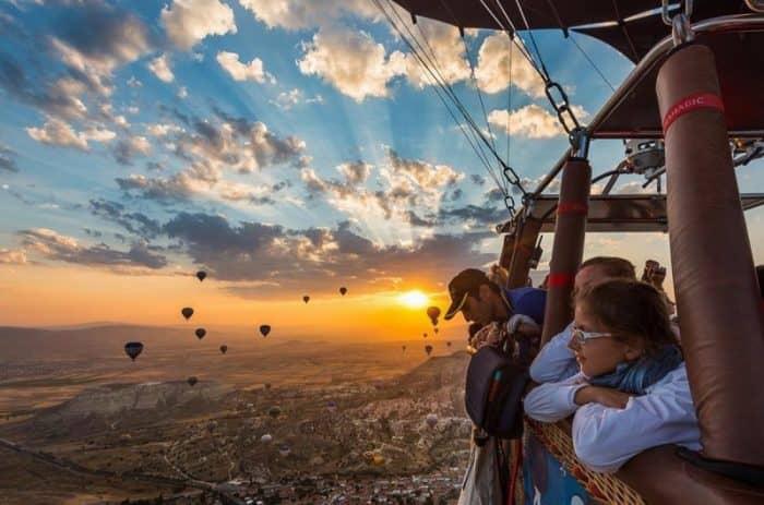 Воздушные-шары-над-Каппадокией