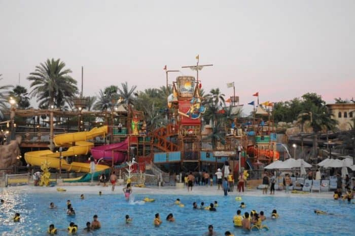 Wonderland Дубай
