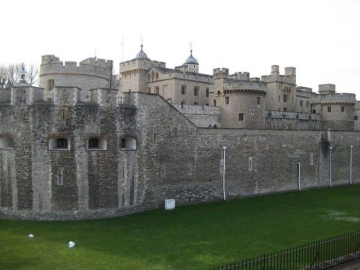 Замок Лондонский Тауэр