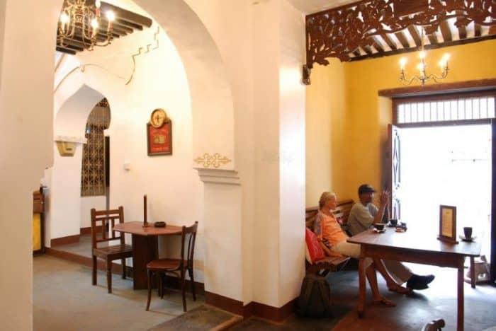 Занзибарская кофейня