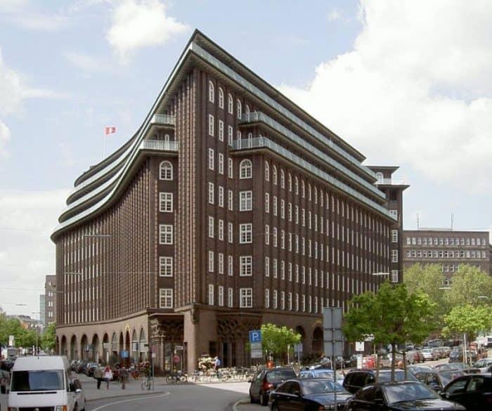 здание «Чилехаус»