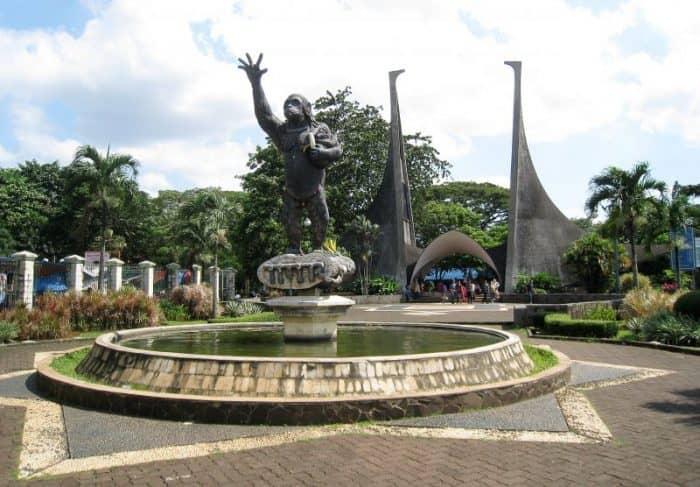 Ragunan Zoo Gate