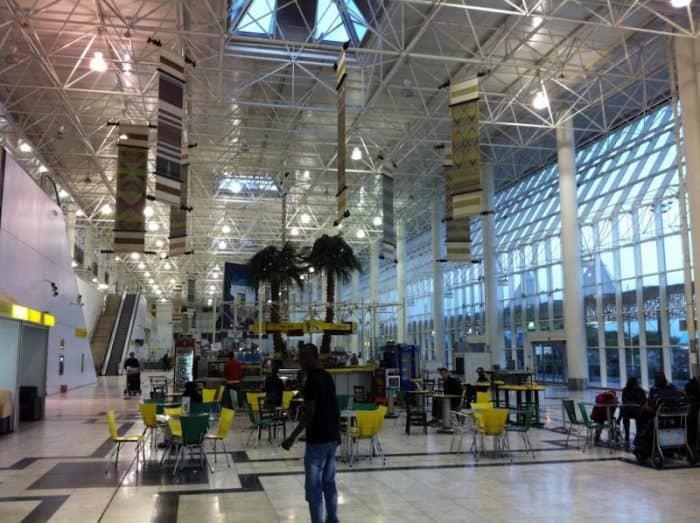 Аддис-Абеба аэропорт