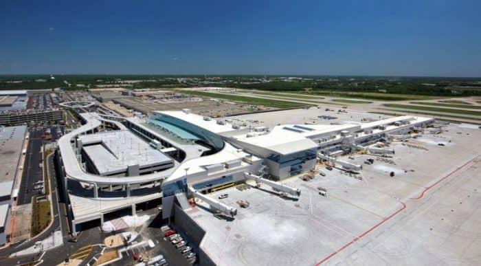 Аэропорт Атланта