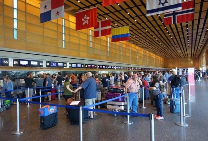 Аэропорт Бостона