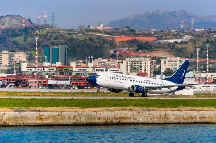 Аэропорт Генуя