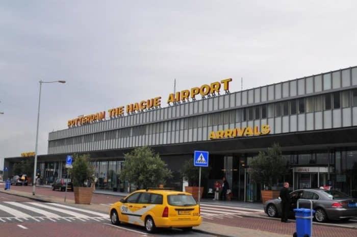 Аэропорт Роттердама