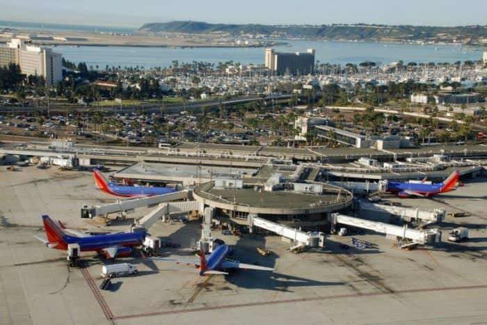Аэропорт Сан Диего