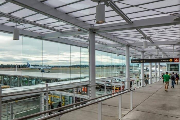 Аэропорт Сиэтла
