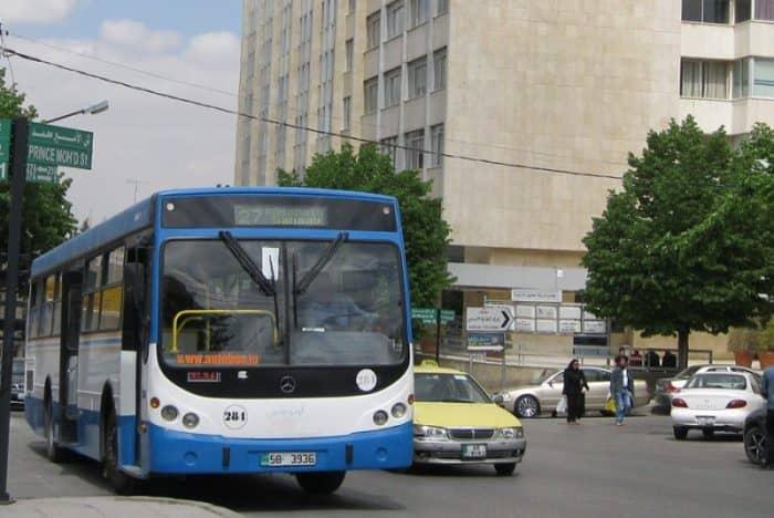 Амман транспорт