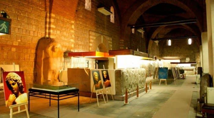 Анатолийский музей цивилизации