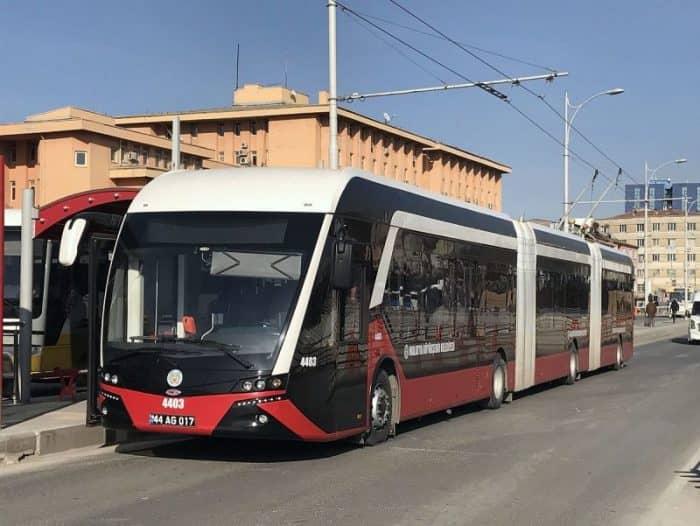 Анкара транспорт