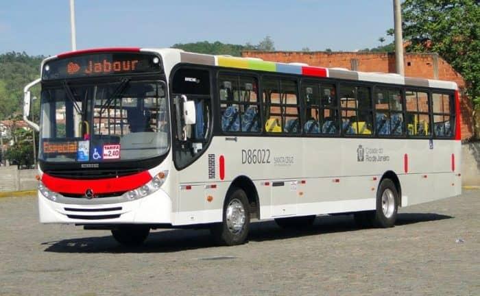 Автобусы в Рио-де-Жанейро