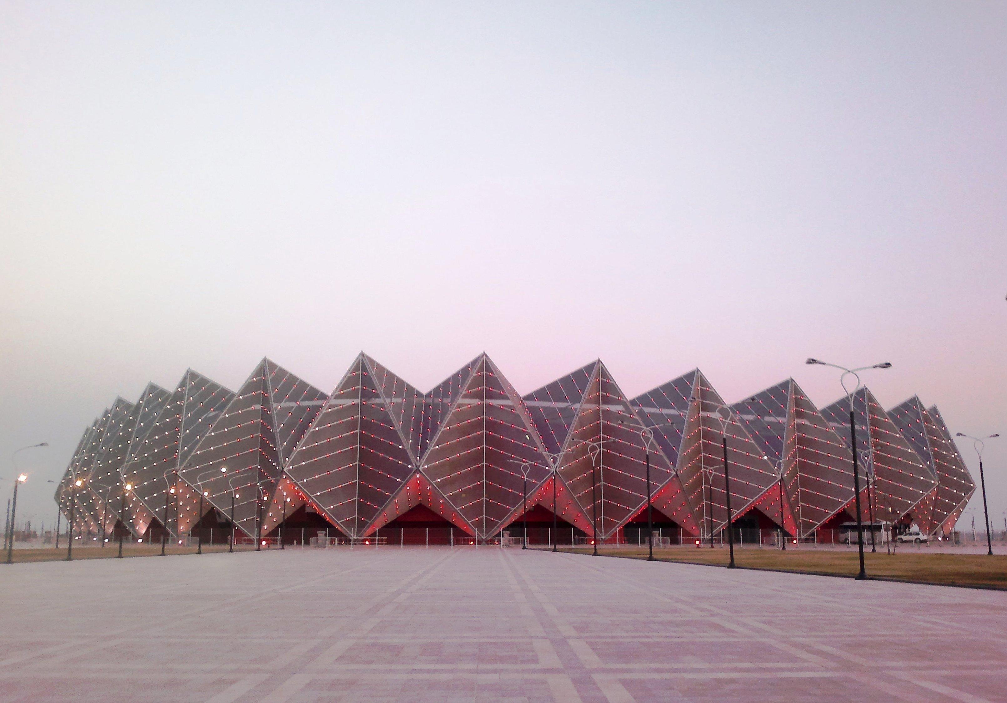 Бакинский Кристальный зал
