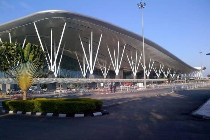 Бангалор аэропорт