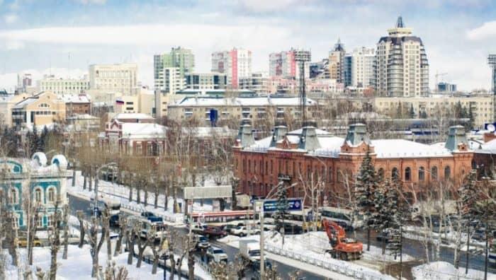 Алтайский край - город Барнаул