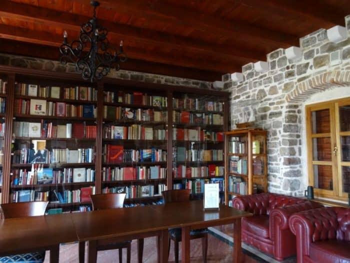 Библиотека Будвы