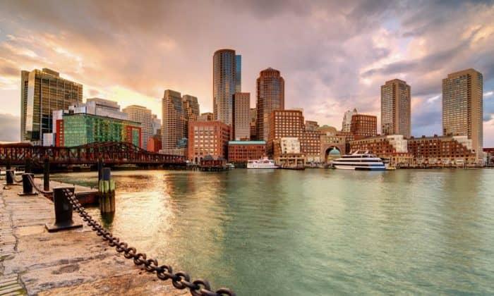 Бостон туры