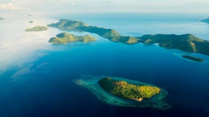 Частный остров Банва, Филлипины