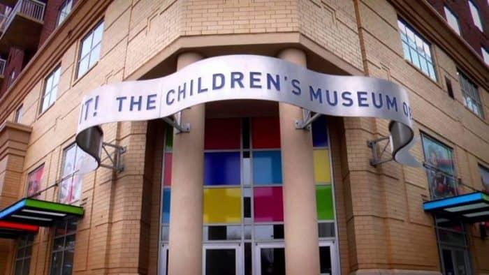 Детские музеи