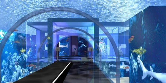 Генуэзский океанариум
