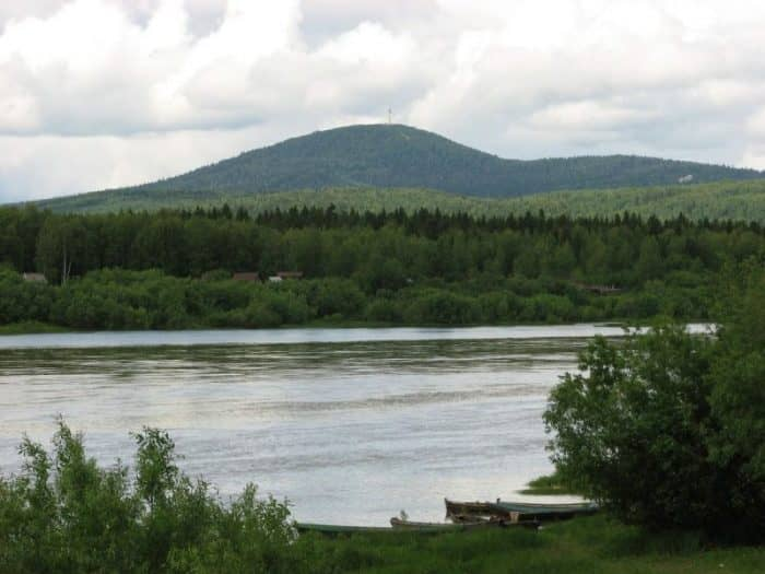Гора Полюдов камень1