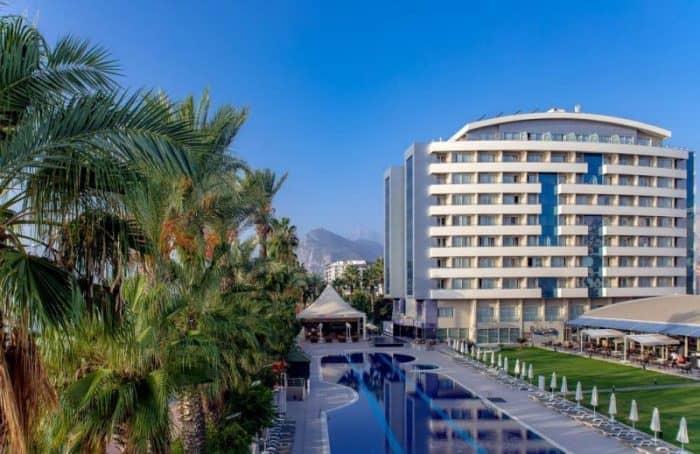 Гостиница Porto Bello Hotel Resort and Spa