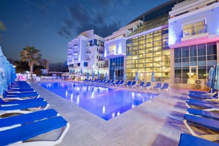 Гостиница Sealife Family Resort Hotel