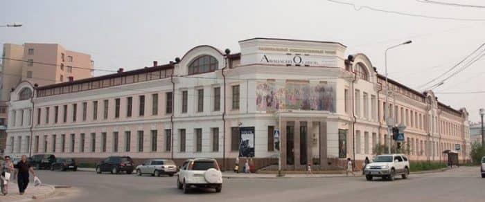 Государственный музейный художественный комплекс